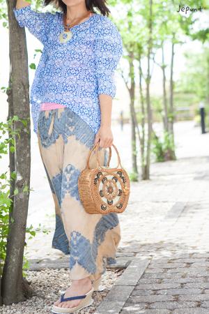 ミセスファッションの着こなし方 画像2