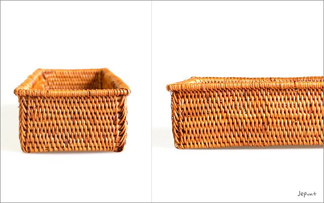 キッチン雑貨■アタ製 カトラリーケース ナチュラル